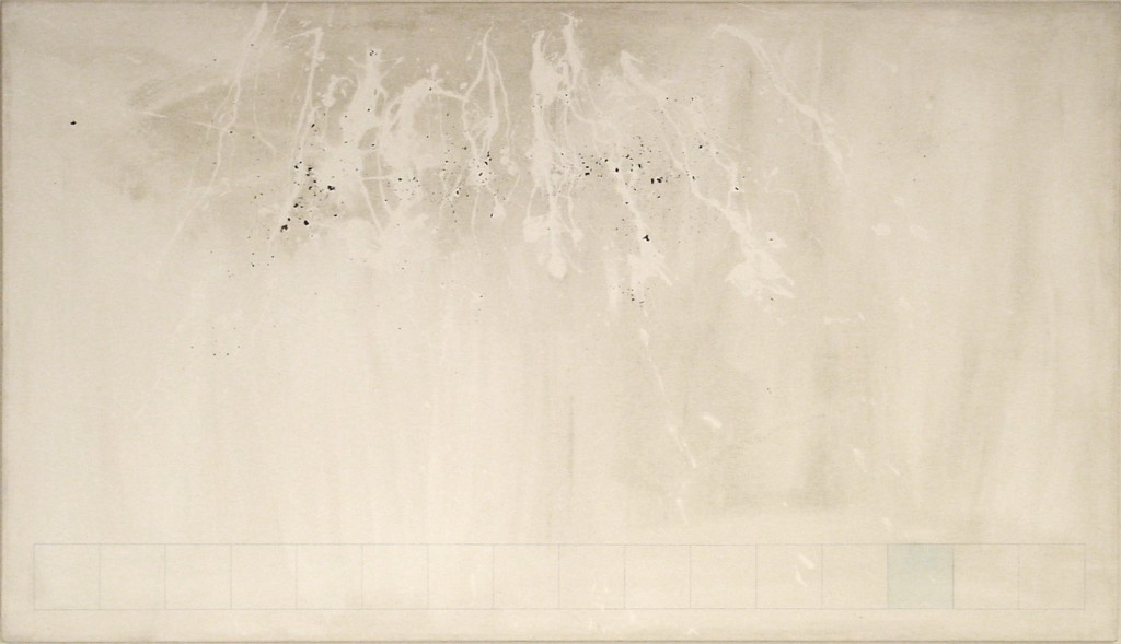 1988 Weisses Bild 170 x 100 cm (sold 2000 €)