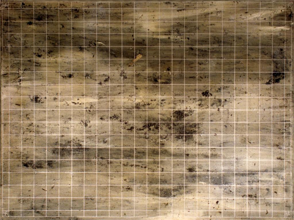 1989 Kreuze 140 x 100 cm