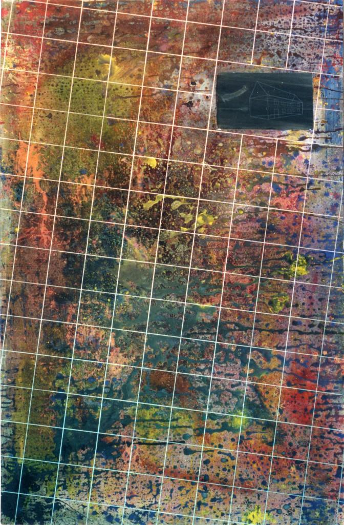 1989 Hiroshima 98 x 150 cm