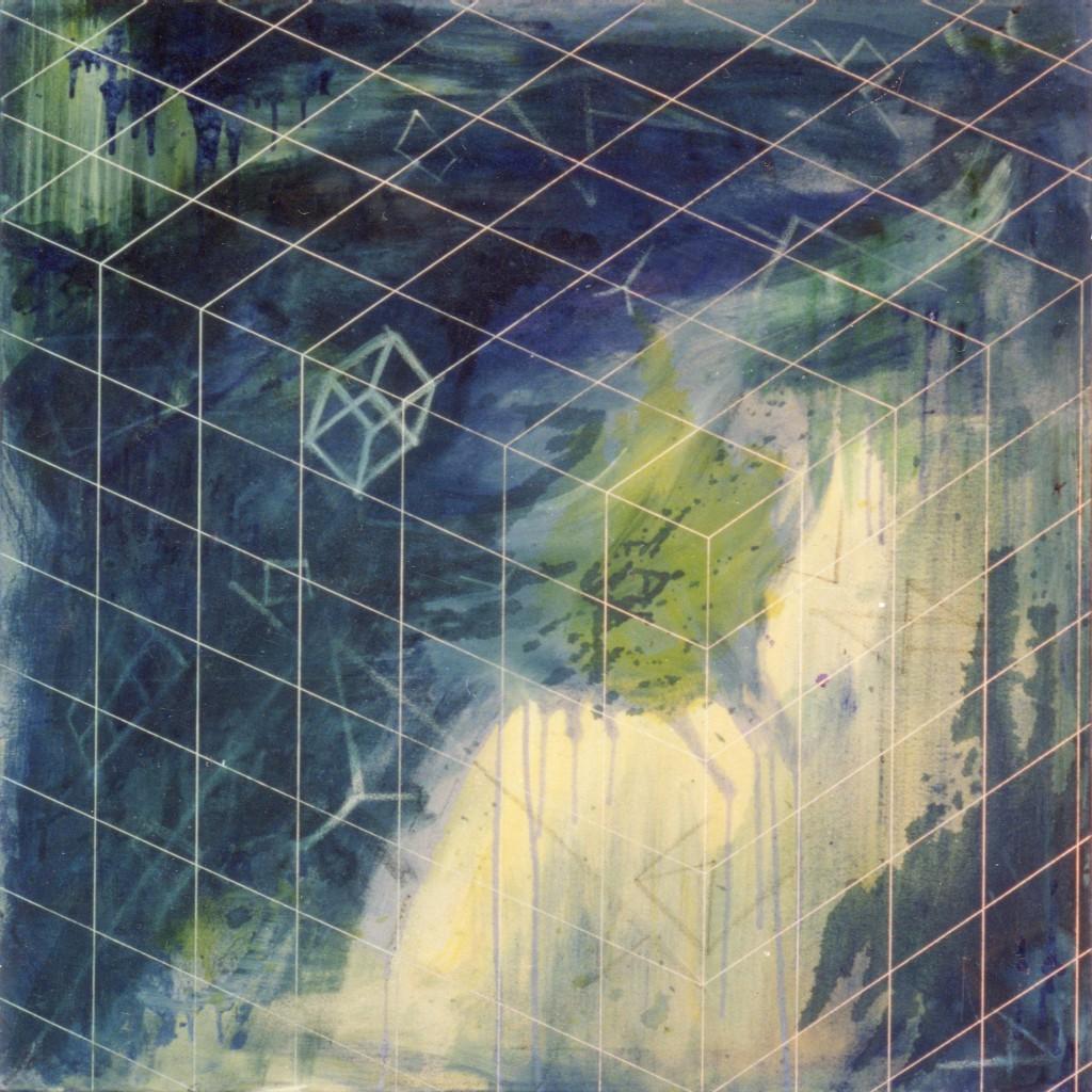1989 0zean 100 x 100 cm