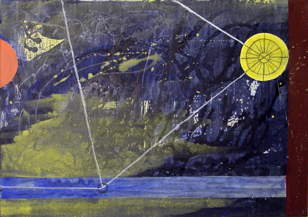 1996 Carmen 60 x 40 cm