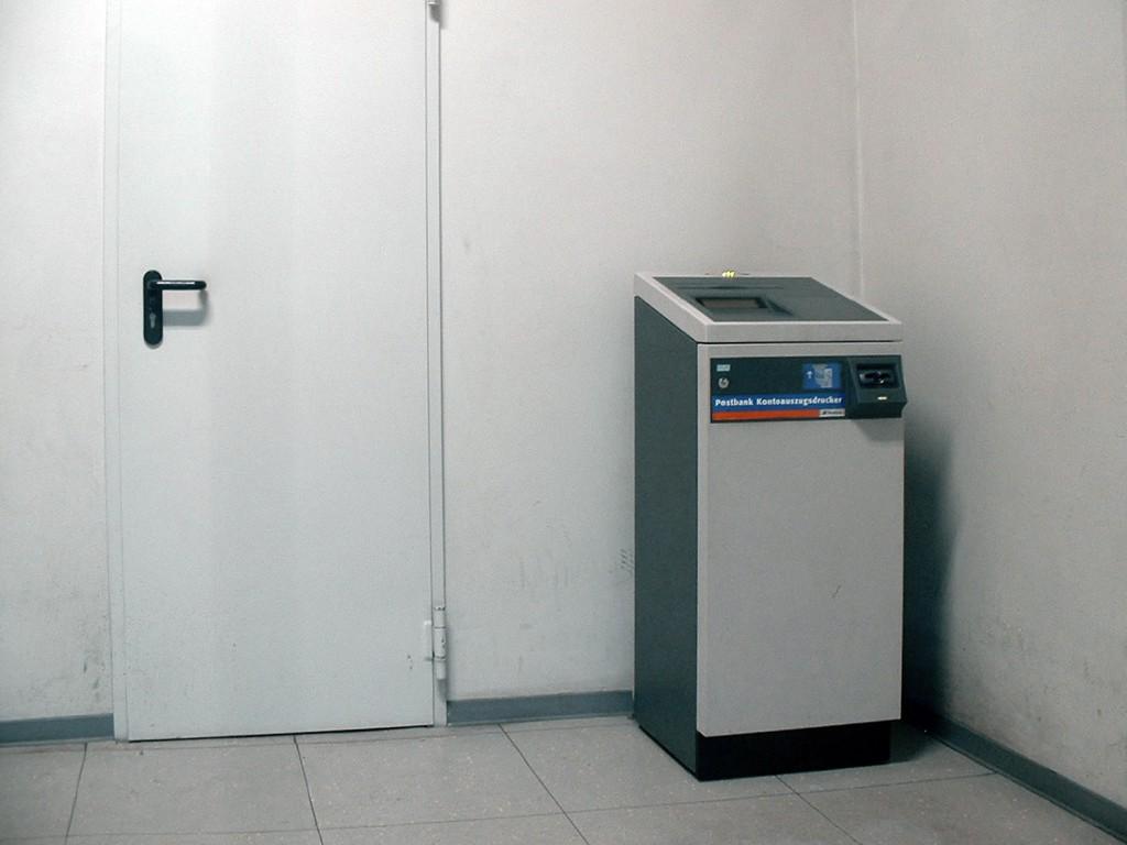 2004 Auszugsdrucker / photography