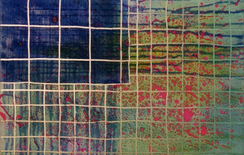 1989 False Flag 60 x 40 cm